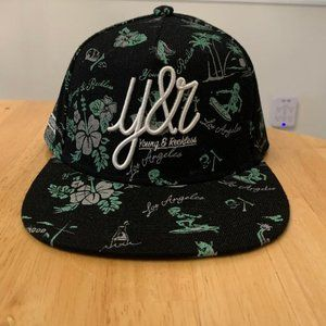 Young & Reckless Summer Snapback - Black